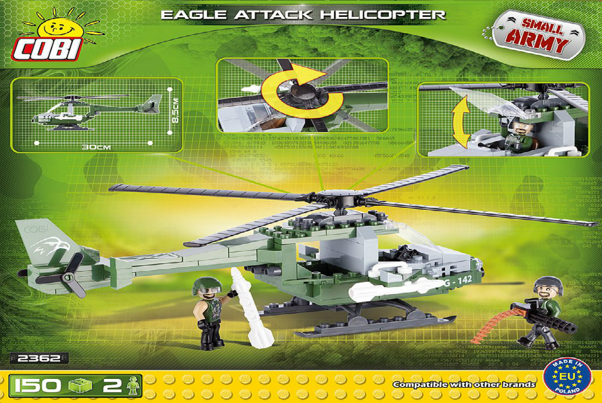 EAGLE  ATTACK  HELICOPTE