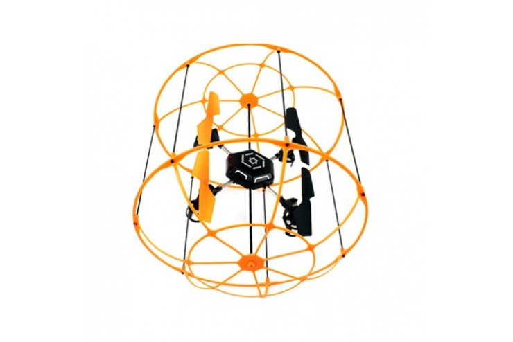 Four-axis the climbing walls UFO (Sky Walker)
