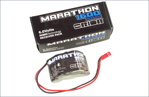 Аккумулятор Team Orion Marathon Ni-MH 1600mAh 6.0V