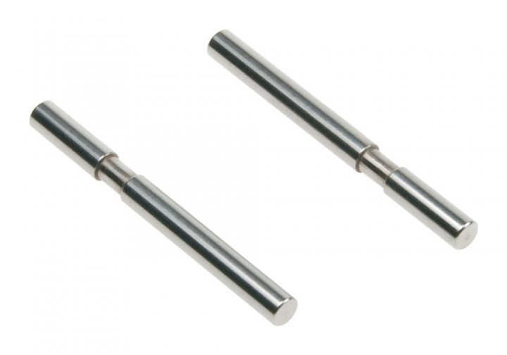 HINGE PIN: FRONT SUSPENSION OUTER (27mm 2pcs)