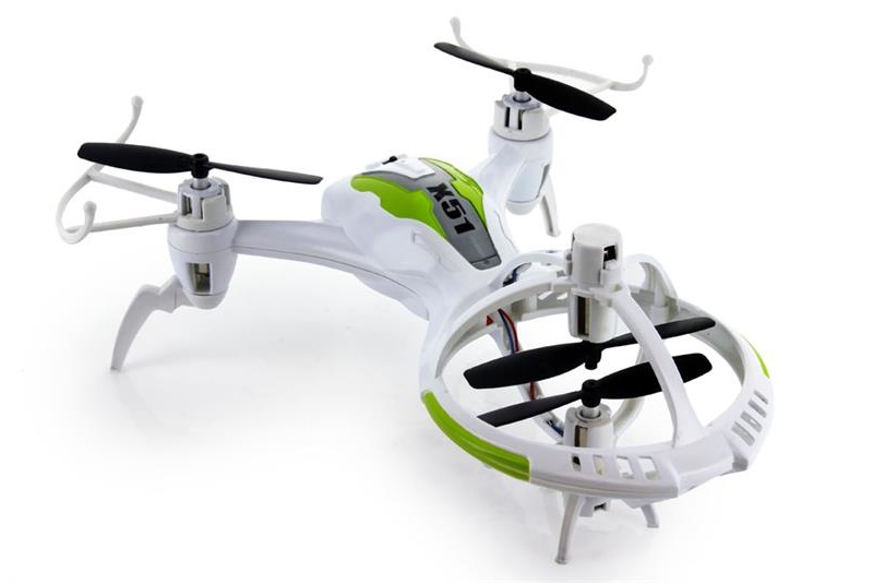 X51 4CH tricopter with 6AXIS GYRO