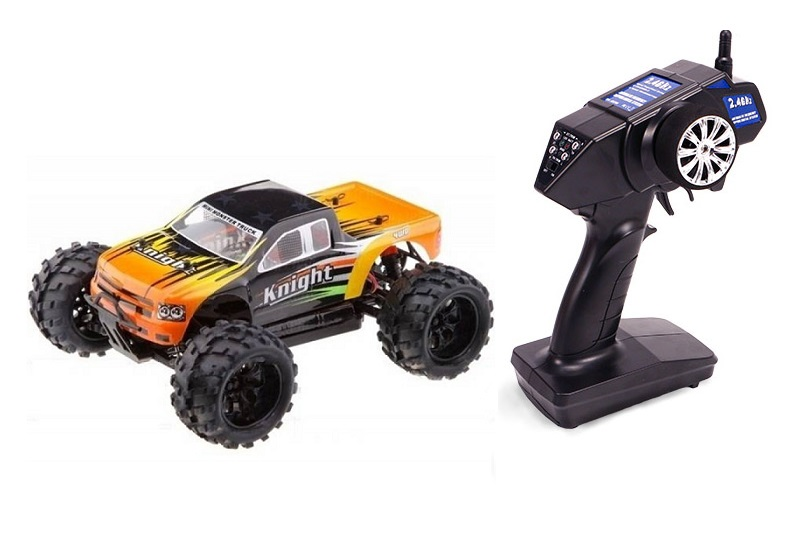 1/18 EP 4WD Off Road Monster (Brushed, Ni-Mh)