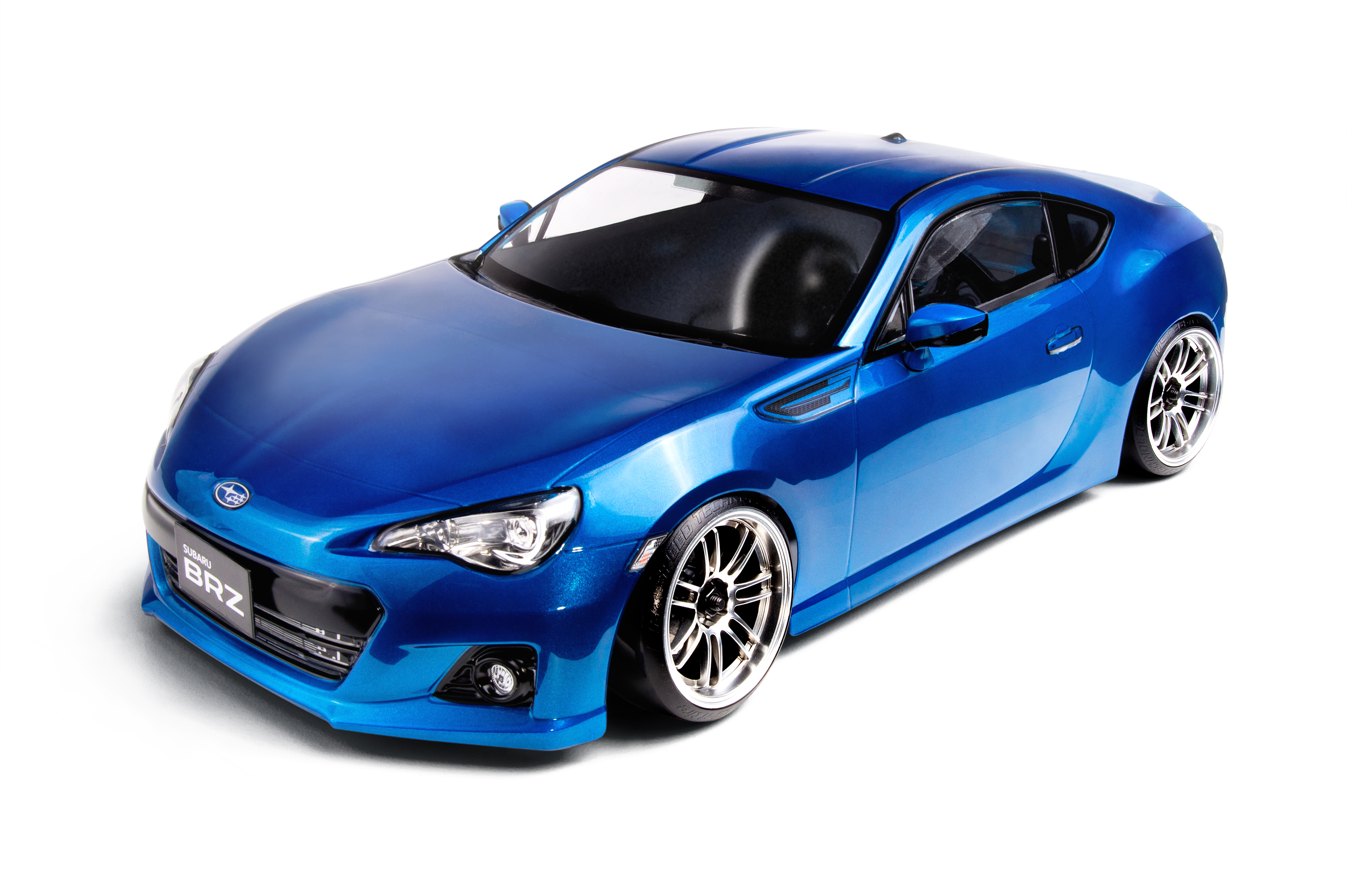 FXX-D 1/10 Scale 2WD RTR Electric Drift Car (2.4G) (brushless) SUBARU BRZ (blue)