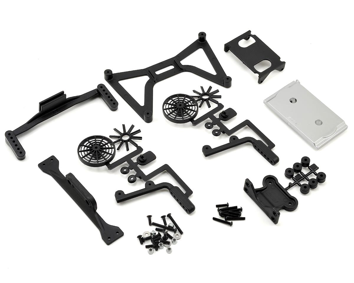 RPM Traxxas Slash 4x4 No Clip Body Mount