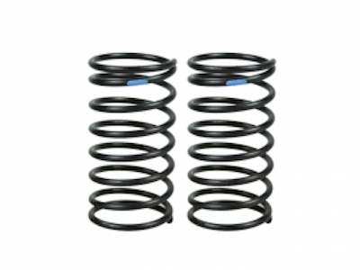 Damper Spring M1.3 x 31 (8) Color- Blue For Sakura D3