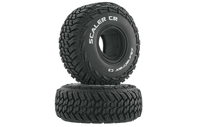 Резина Duratrax Scaler 1:10 CR 1.9'' Crawler Tire C3 (2)