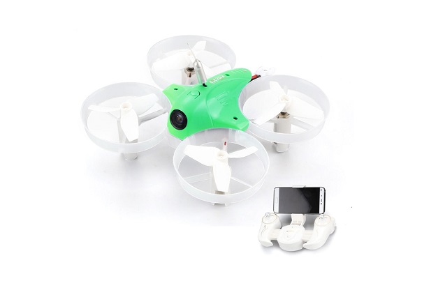 Квадрокоптер Cheerson CX-95W WiFi Mini Racing Drone RTF 2.4G (зеленый)