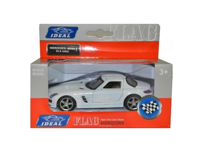 Машина Ideal 1:30-39 Mercedes-Benz SLS AMG