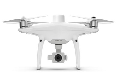 Квадрокоптер DJI Phantom 4 RTK