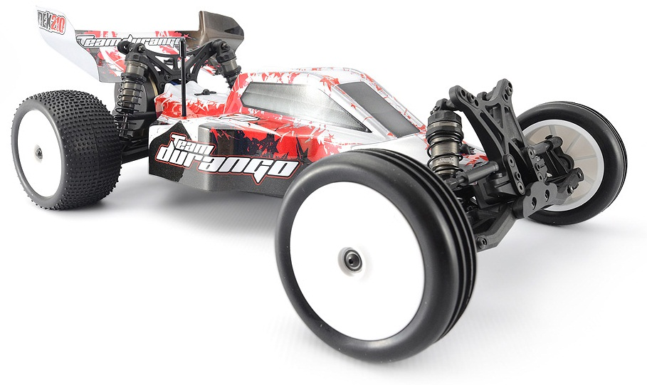 TEAM DURANGO DEX210 2WD 1/10 (красный)