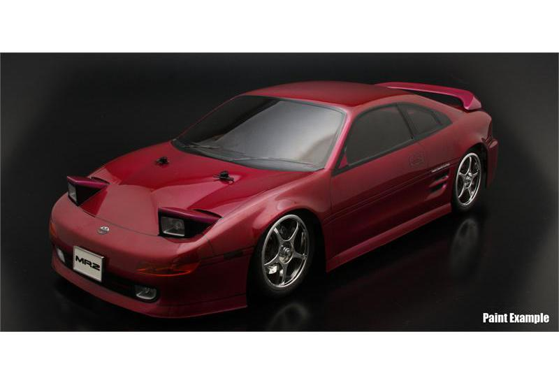 Кузов 1/10 - TOYOTA MR2