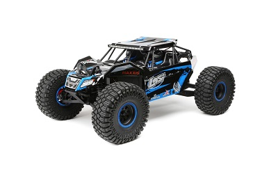 Шорт-корс Losi 1:10 Rock Rey (AVC) Brushless 4WD 2.4 Ghz, электро,RTR (синий)
