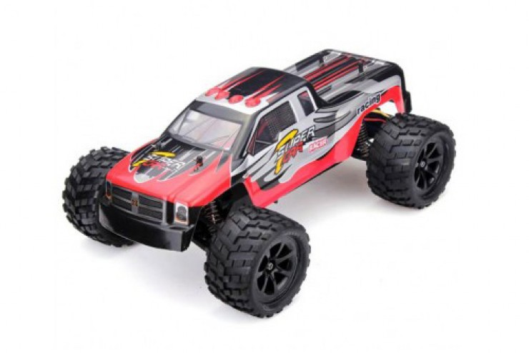 Трагги BATTLE Nitro Off Road Truggy на р/у