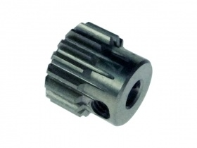 48 Pitch Pinion Gear 15T (7075 w/ Hard Coating)