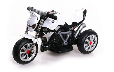 Электромотоцикл TianShun BMW R1200 R Roadster White 6V