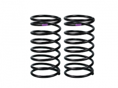 Damper Spring M1.4 x 31 (8) Color- Purple For Sakura D3