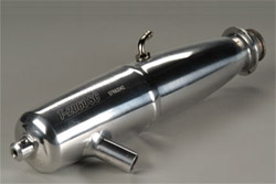 T-2060SC WN Tuned Silencer Assembly