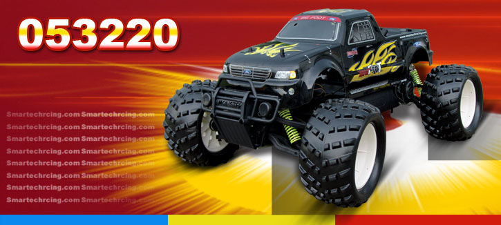 Монстр Smartech F150 Big Foot 2WD 1/5 (на бензине)