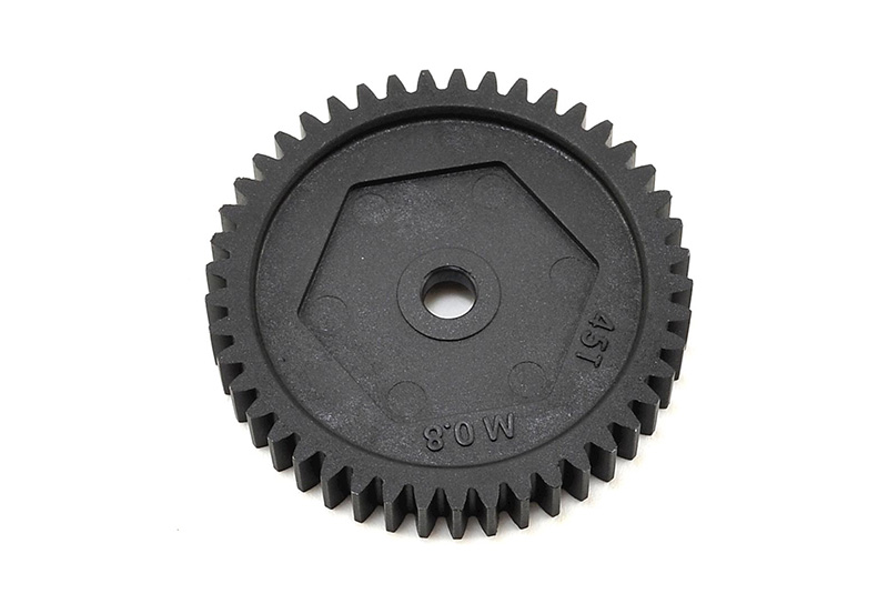 SPUR GEAR, 45-TOOTH (TRX-4)