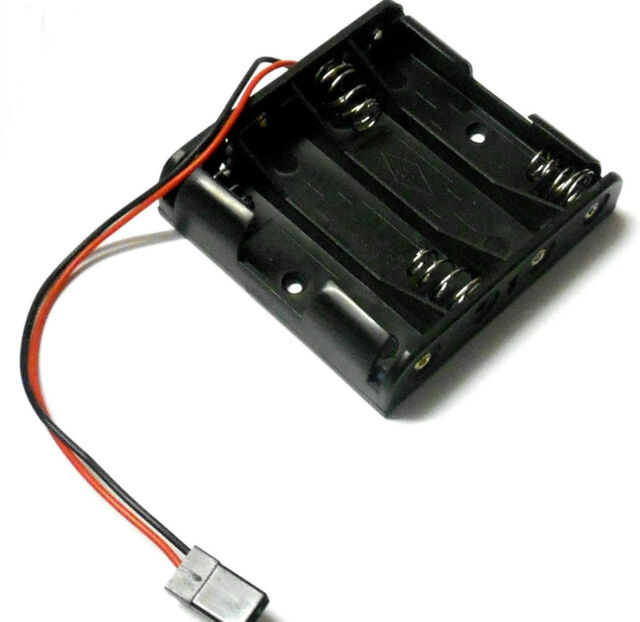 Отсек для 4 x AA Battery Holder  Futaba