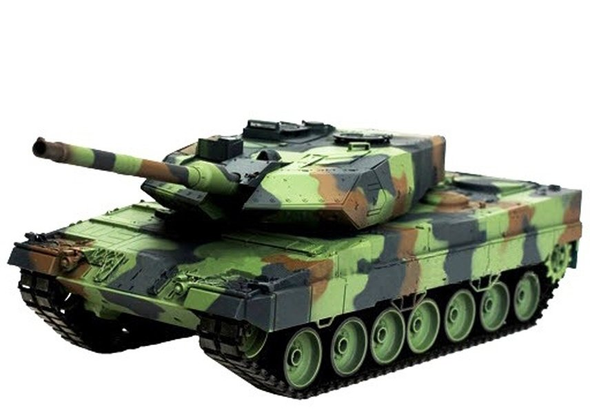 Танк German Leopard 2 A6 1/16 2.4Ггц
