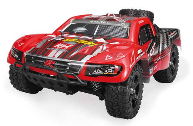 Шорт-корс трак 1:16 Remo Hobby ROCKET Brushless 4WD 2.4Ghz RTR