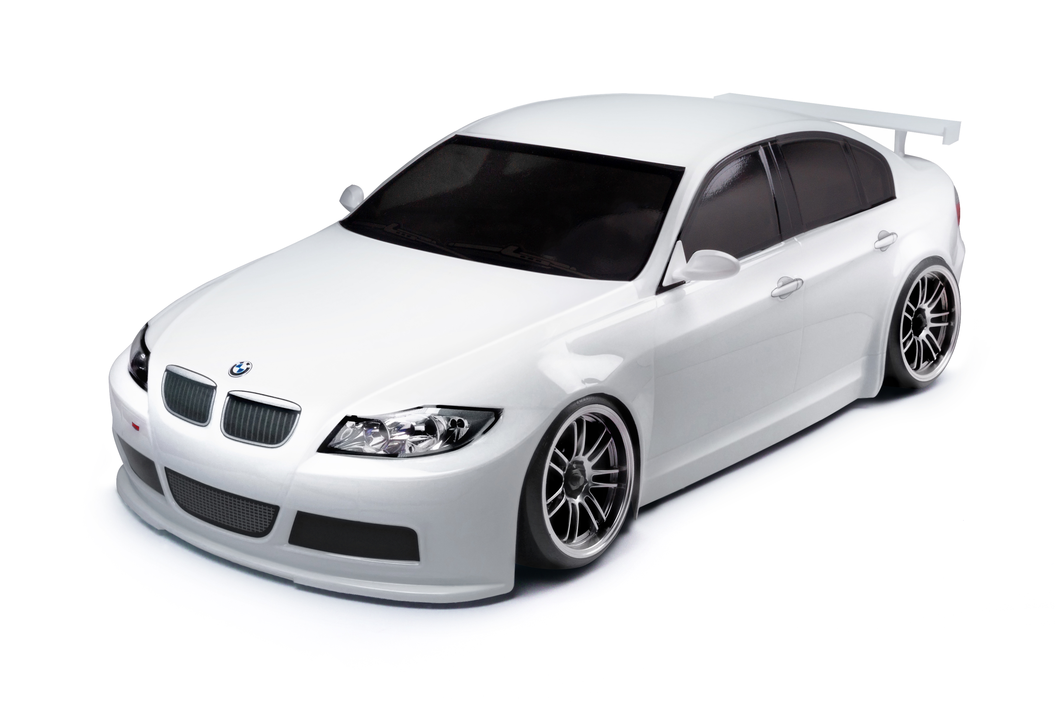 FXX-D 1/10 Scale 2WD RTR Electric Drift Car (2.4G) (brushless) BMW 320si