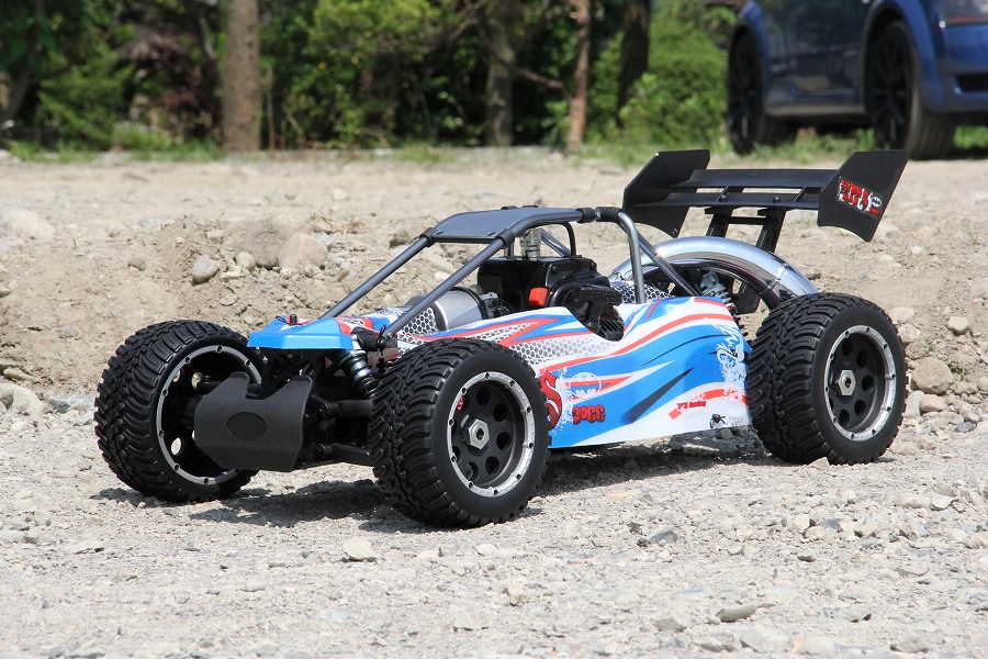 Багги FS Racing Iron Man 1/5 4WD (на бензине)