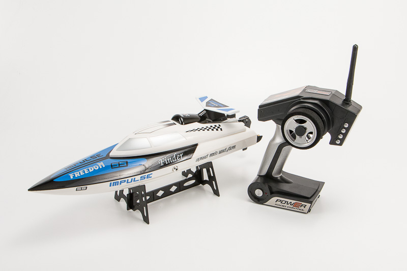 WL912 Pro Boat (High Speed) 2.4GHz