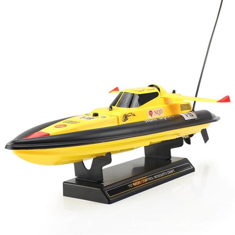 устройство радиоуправляемых лодок