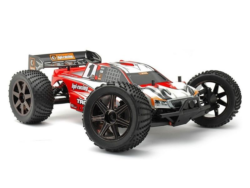 Чехол для HPI TROPHY TRUGGY FLUX 1:8 зимний