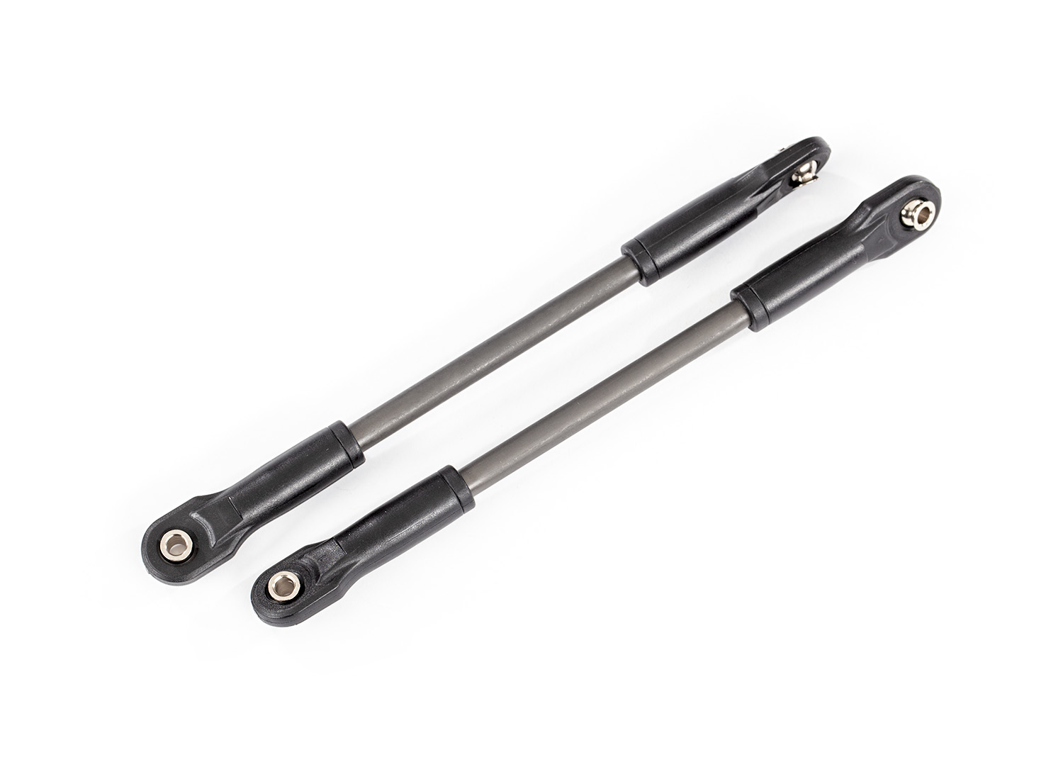Push rods (steel), heavy duty (2) (assembled with rod ends