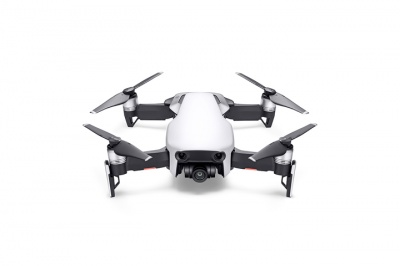 Складной квадрокоптер DJI MAVIC AIR FLY MORE COMBO (ARCTIC WHITE)