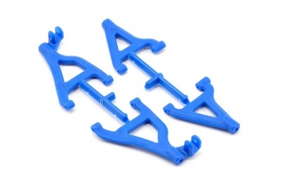 RPM Front A-Arms Blue 1/16 Traxxas Slash 4X4