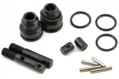 Rebuild kit, steel constant-velocity driveshafts (includes pins, o-rings, stub axles for driveshafts